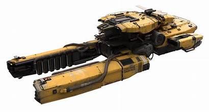 Vulture Ship Spaceship Drake Spacecraft Citizen Space