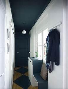 deco entree cage descalier deco sphair With amenager une entree exterieure de maison 5 deco terrasse violet deco sphair