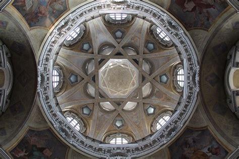 cupola di san lorenzo torino cupola a stella real chiesa di san lorenzo guarino