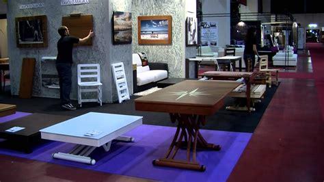 salone mobile parma lg lesmo tavoli riconfigurabili e trasformabili salone