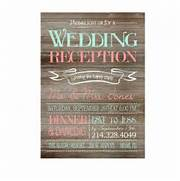 Wedding Reception Only Invitation On Wooden Background Reception The Treehouse Dotty Vintage Weddings Vintage Wedding Style Blog Reception Site Hotel Information And The Address To Our Wedding 75 Includes The Reception Information And Wedding