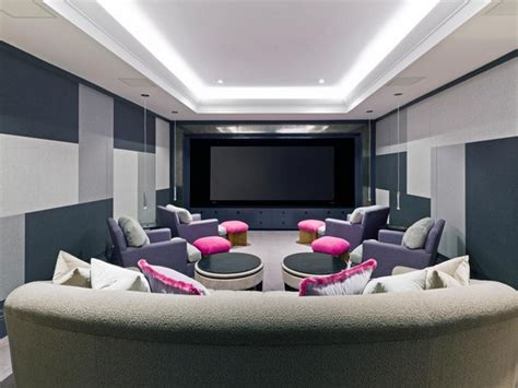 home theater designs bring extravagance   home