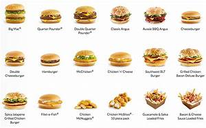 Mcdonald's Menu Related Keywords - Mcdonald's Menu Long ...