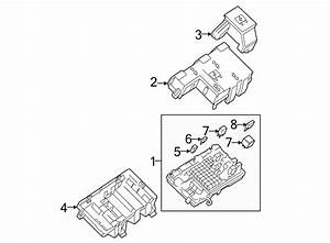 Gmc Savana 1500 Junction Block Cover  Lower   Junction