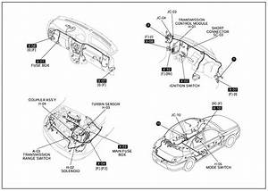 Diagram Of How A 2006 Kia Spectra Transmission Is Removed