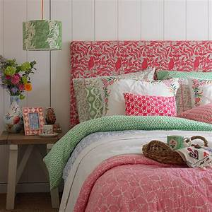 Pink, And, Green, Room, Inspirations
