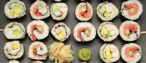 cuisine japonaise calories cours de cuisine japonaise 75 atelier cuisine sushi