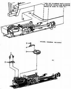 Bobbin Case Complete Diagram  U0026 Parts List For Model