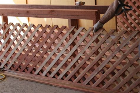 diy lattice panels plans diy   adirondack