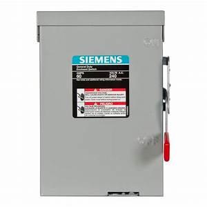 Siemens General Duty 60