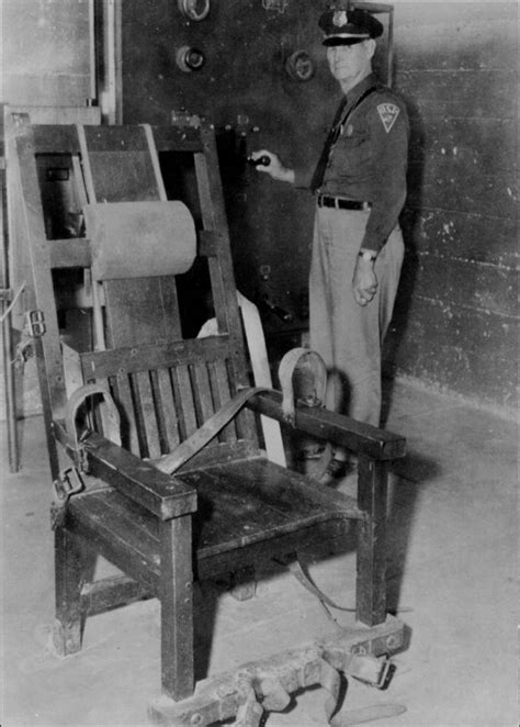 Electric Chair Execution States by City In Oklahoma Renews Fight For Old Sparky Electric