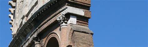 Costo Ingresso Colosseo by Colosseo Cenni Storici Ed Artistici Info Visite Guidate
