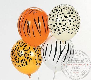 jungle animal printed balloons   balloons party