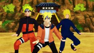 Boruto Naruto And Minato Funny Dance I Got It From My