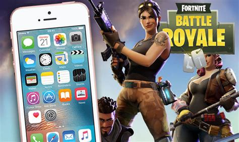 fortnite mobile codes warning epic games ios release news