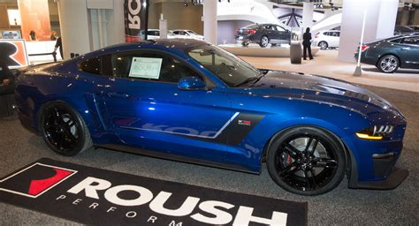 2018 Roush Mustang by Roush S 2018 Jackhammer Is A 710 Hp Supercharged Mustang