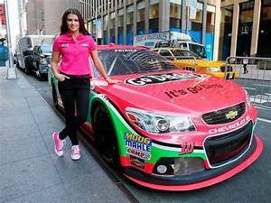 Danica Patrick Will Drive A Pink Car For Breast Cancer ...