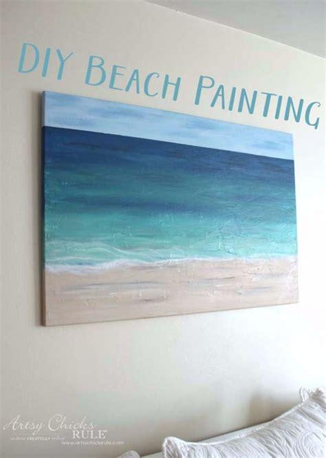 diy canvas painting ideas