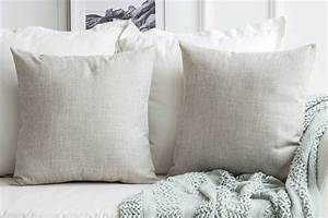 13, Burlap, Throw, Pillows, You, Will, Love