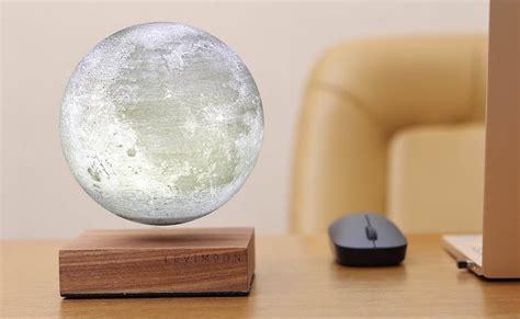 levimoon  worlds  levitating moon lamp