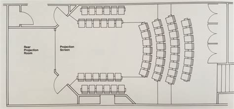auditorium seating layout dimensions guide theatre