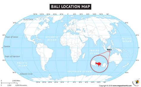 bali location  bali  world map