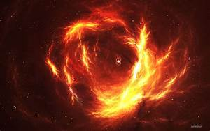 Image - Burning-Space-Nebula-Widescreen-Wallpaper.jpg ...