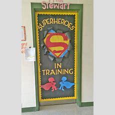 25+ Best Ideas About Superhero Door On Pinterest  Superhero Door Decorations Teachers