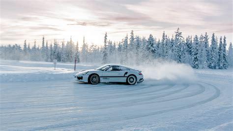 ice cold driving pleasure  porsche carrrs auto portal