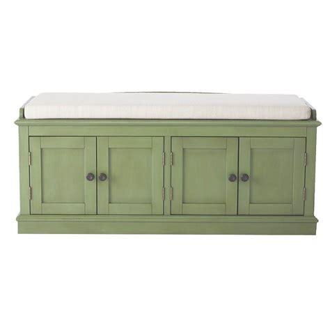 home decorators collection laughlin antique green storage