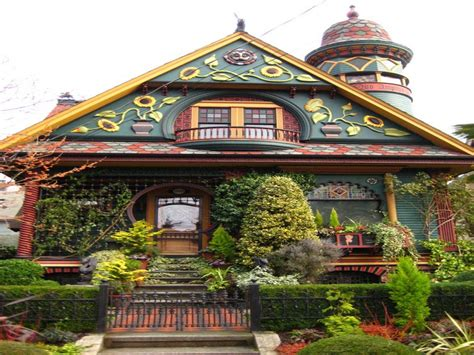 fairy tale cottage houses fairy tale house seattle