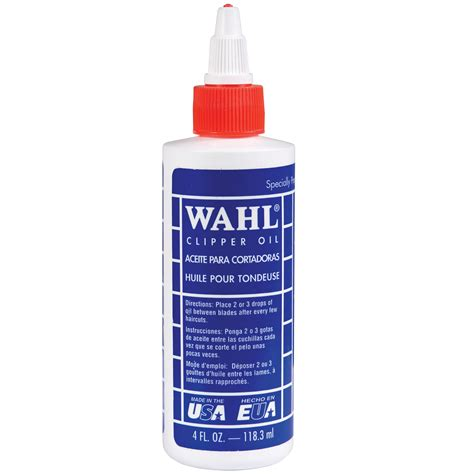 Wahl Blade Oil   QC Supply