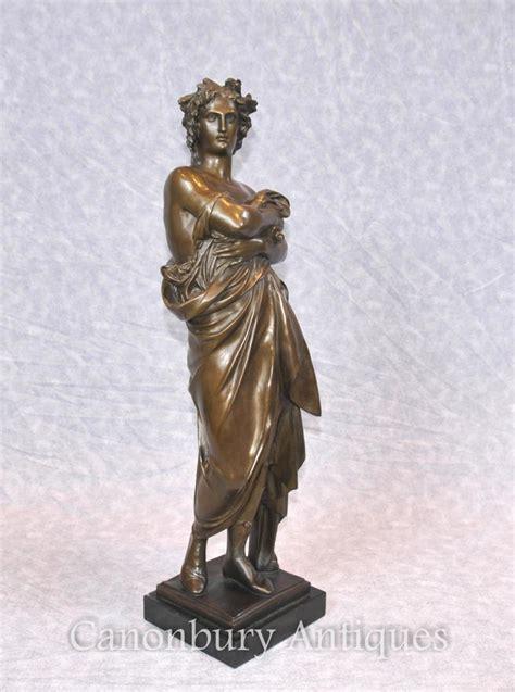 italian bronze statue apollo classical art olympian
