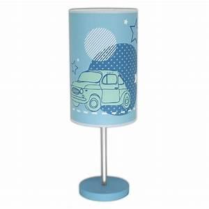 Lampe De Chevet Garçon : lampe pour chambre gar on lovely car ~ Dailycaller-alerts.com Idées de Décoration