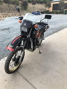 1986 Honda Xlv750r - Jbw5053156