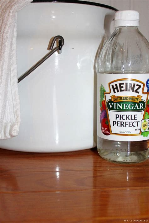 cleaning hardwood with vinegar 3 ways to clean hardwood floors with vinegar clean mama