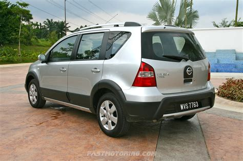 Review Nissan Livina by Nissan Livina X Gear 1 6 Automatic Review In Malaysia