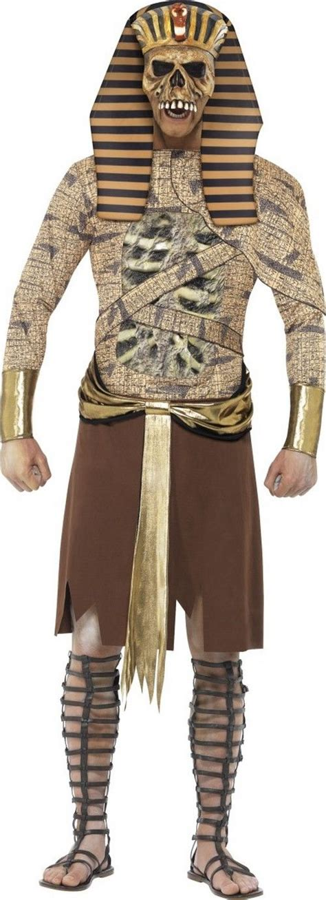halloween zombies especial egyptian costume scary zombie