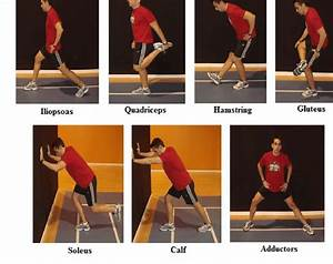 Static Stretching Exercises  3x30s  Exercise And Leg