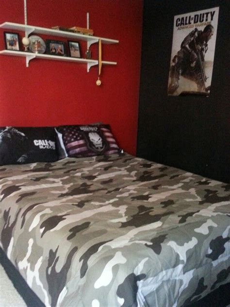 call  duty room bedding purchssed  amazon