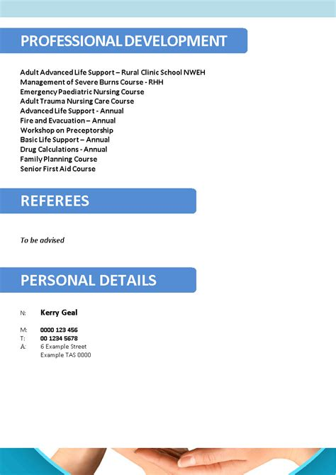 Nursing Resume Templates Australia by Page Not Found The Dress