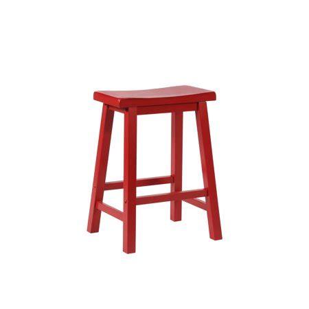 Powell Color Story Counter Stool, Crimson Red  Walmartcom