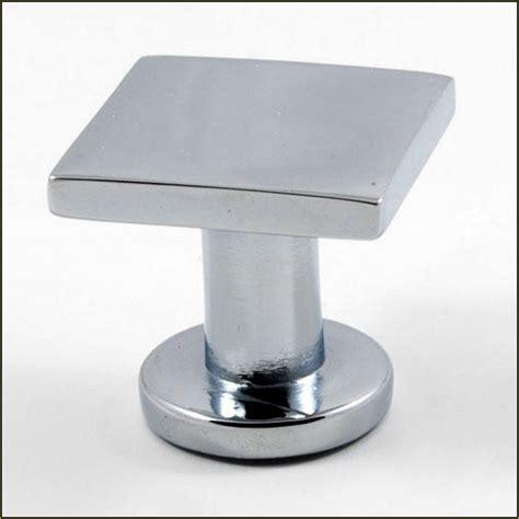 Round Chrome Cabinet Knobs Home Design Ideas