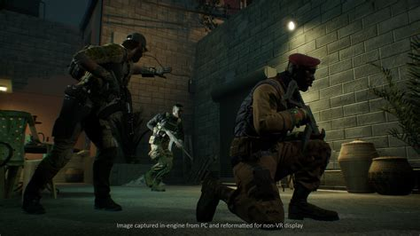 zero firewall hour ps4 vr psvr game playstation screenshots shooter games shooters code plus reveals screen weekend members genre androidcentral