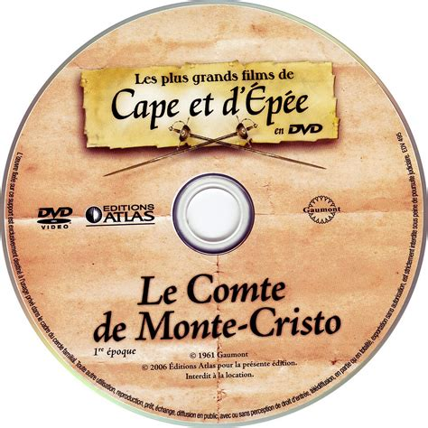 le comte de monte cristo 1961 1 232 re 233 poque