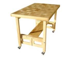 kitchen work tables islands space saving kitchen carts