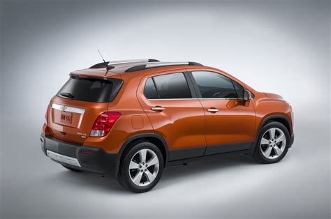 Chevrolet Trax 2016 by 2016 Chevrolet Trax Updates Detailed Autoevolution
