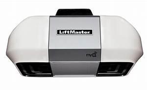 Liftmaster 8355 Premium Series 1  2 Hp Ac Belt Drive Garage