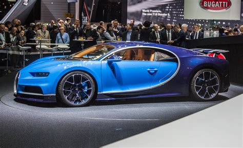 Bugatti Chiron Hp by 2017 Bugatti Chiron The 2 6 Million 1500 Hp 261 Mph
