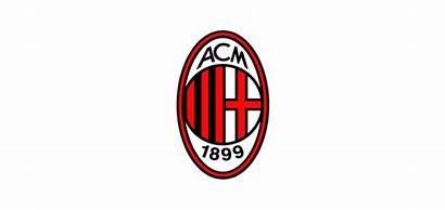 Milan Association Football Crest Medagliette Pvc Nero